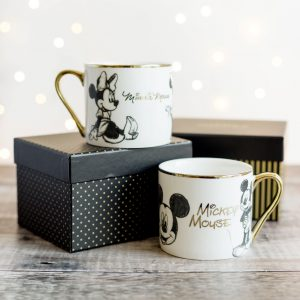 Disney Classic Mickey & Minnie Collectable Mug