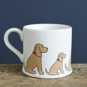 Golden Cocker Spaniel Ceramic Mug