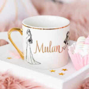 Mulan Disney Limited Edition Mug with Gift Box
