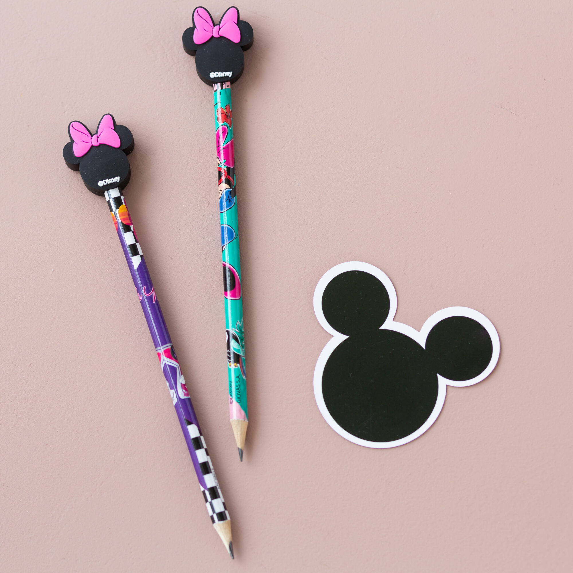 Disney Minnie Mouse Pencil with Rubber