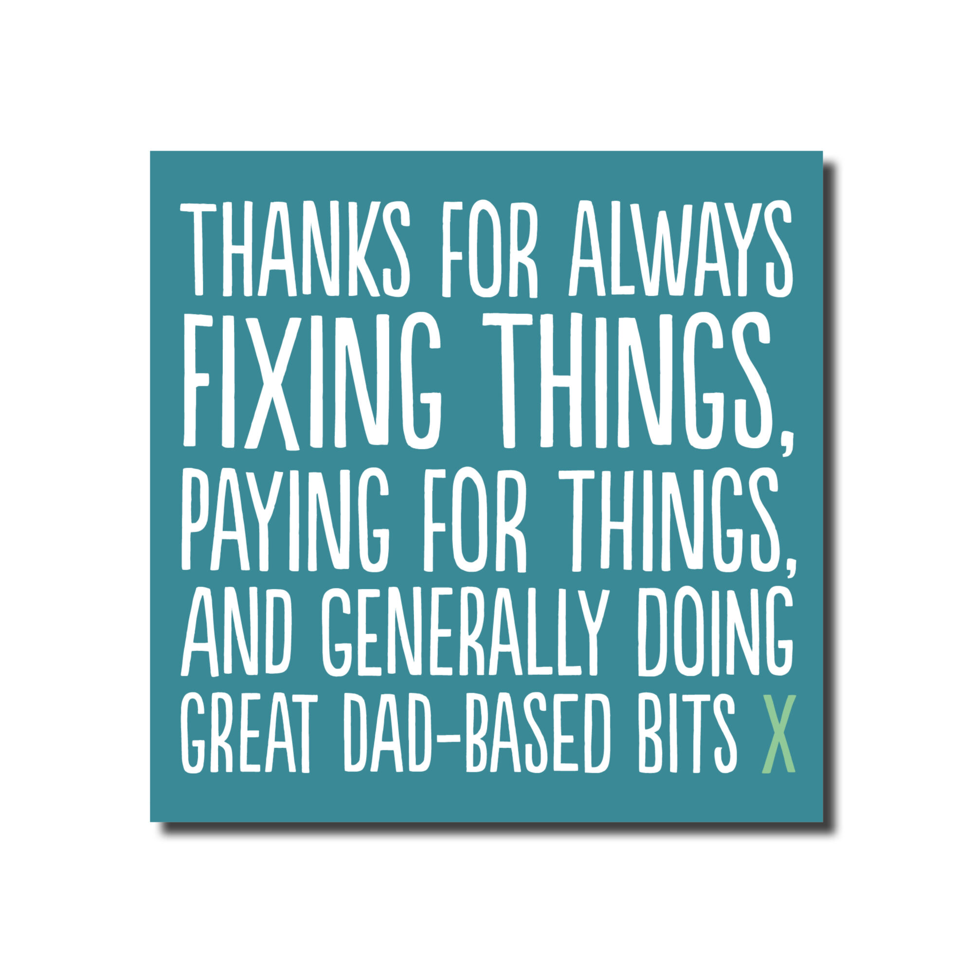 Fixing Things.. Funny Card